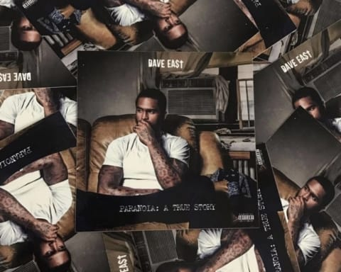 Dave East Reveals Paranoia A True Story Track List Feat. Nas, Wiz Khalifa, Chris Brown & More