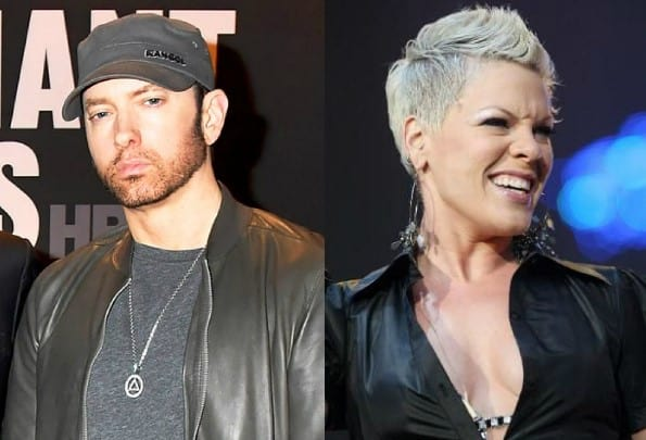 Eminem And Pink New Collaborative Single Dropping Soon