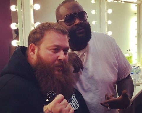New Music Action Bronson (Ft. Rick Ross) - 9-24-7000