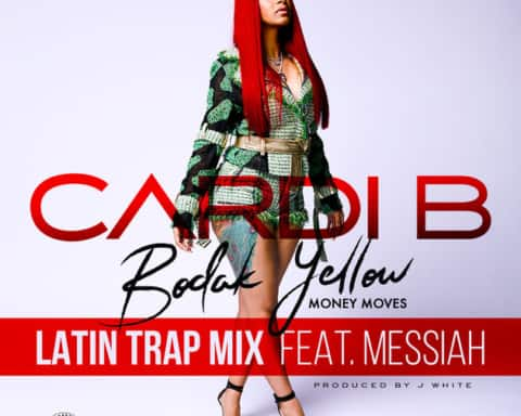 New Music Cardi B (Ft. Messiah) - Bodak Yellow (Latin Trap Remix)
