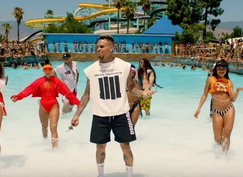 New Video Chris Brown Ft. Yo Gotti, A Boogie & Kodak Black - Pills & Automobiles