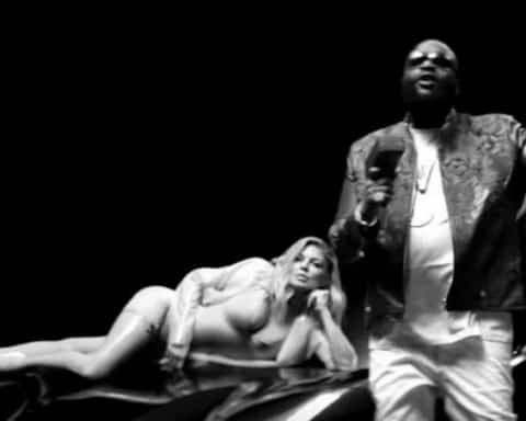 New Video Fergie (Ft. Rick Ross) - Hungry
