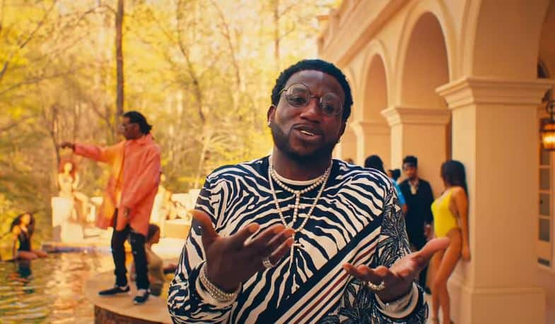 New Video Gucci Mane (Ft. Migos) - I Get The Bag