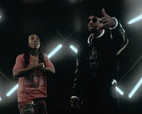 New Video Jacquees (Ft. Quavo & Ty Dolla Sign) - B.E.D. (Remix)