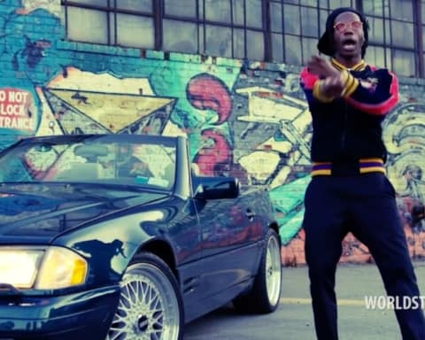 New Video Joey Badass - 500 Benz