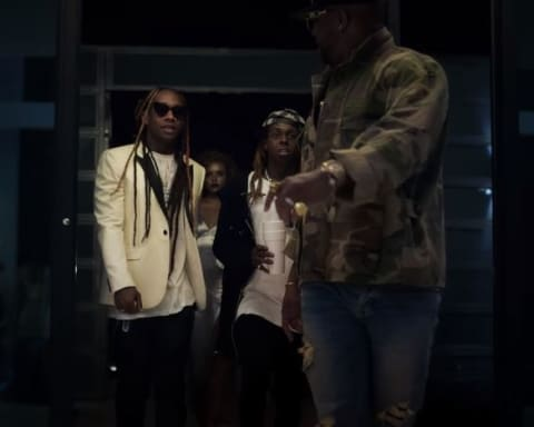 New Video Ty Dolla Sign (Ft. Lil Wayne & The-Dream) - Love U Better