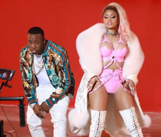 New Video Yo Gotti (Ft. Nicki Minaj) - Rake It Up