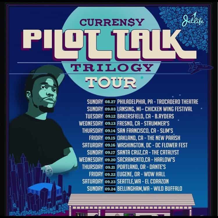 Pilot Talk Trilogy Tour