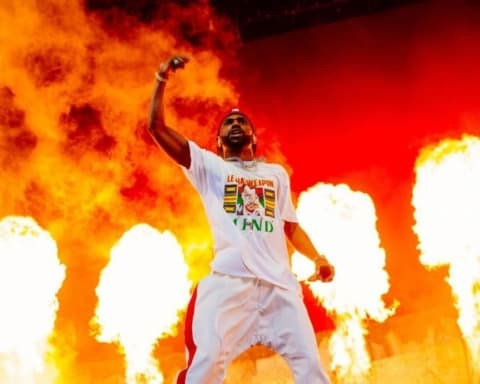 Watch Big Sean Debuts New Travis Scott featured New Song at Lollapalooza