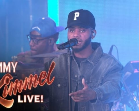 Watch Bryson Tiller Performs Run Me Dry on Jimmy Kimmel Live