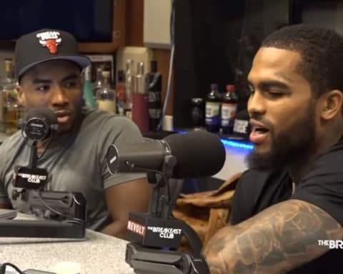 Watch Dave East's Interview on The Breakfast Club