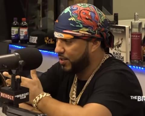 Watch French Montana Interview on The Breakfast Club