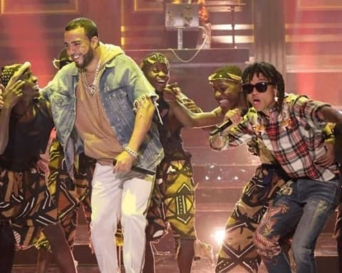 Watch French Montana & Swae Lee Perform Unforgettable on Jimmy Fallon