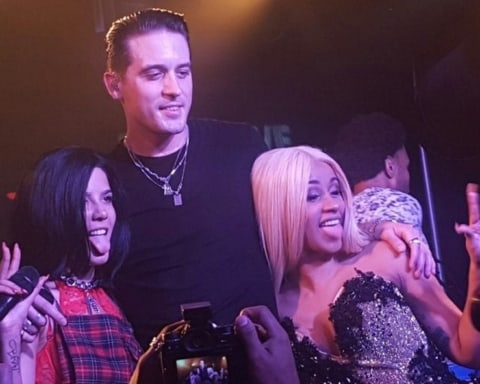 Watch G-Eazy Debuts 2 New Songs Him & I Ft. Halsey & No Limit Ft. Cardi B in New Orleans
