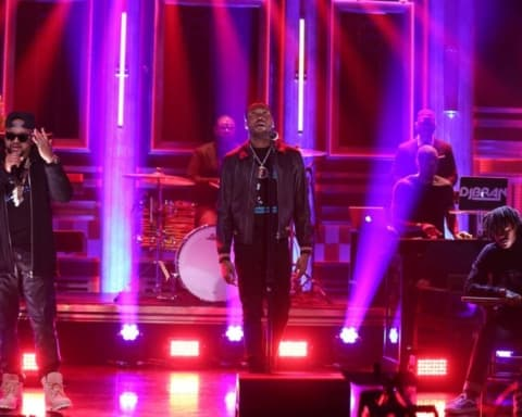 Watch Meek Mill & The-Dream Perform Young Black America on Jimmy Fallon