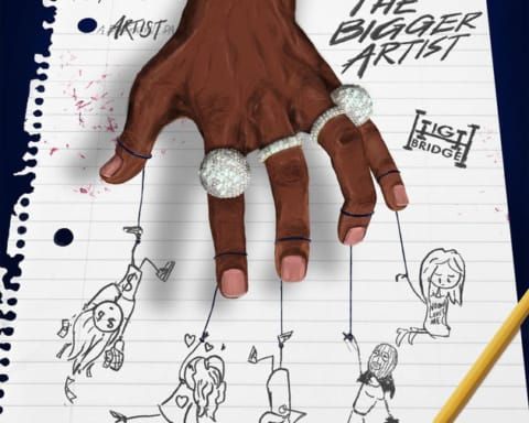 A Boogie Unveils 'The Bigger Artist' Album Track List; Releases A New Song 'Beast Mode' Feat. PnB Rock