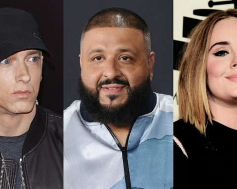 DJ Khaled Wants to Work with Eminem & Adele on his Next Project