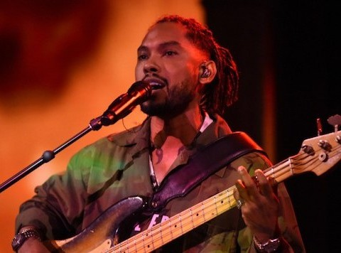 Miguel Announces New Album War And Leisure, Performs on The Late Show with Stephen Colbert