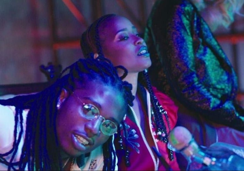 New Video Jacquees & DeJ Loaf - At The Club