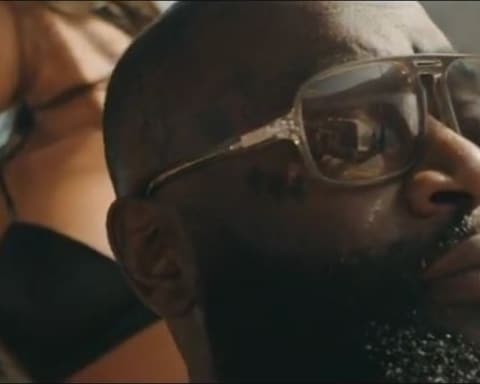 New Video Rick Ross - Santorini Greece