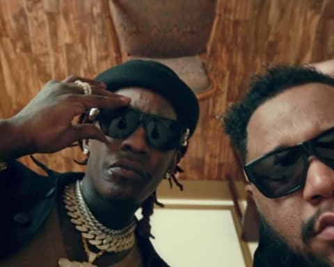 New Video Young Martha (DJ Carnage & Young Thug) (Ft. Meek Mill) - Homie