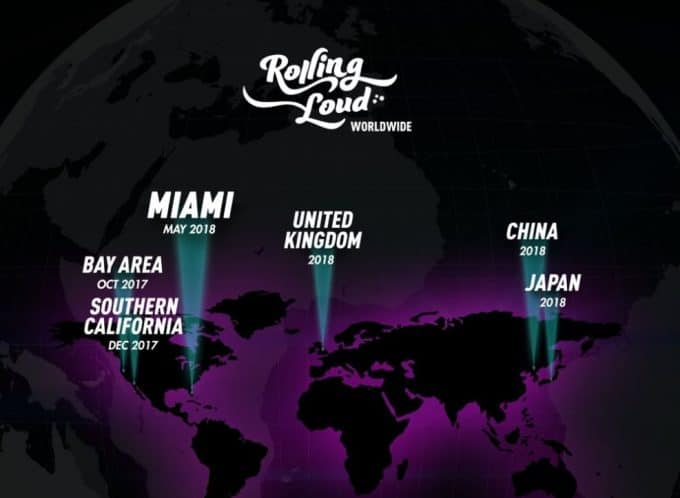 Rolling Loud Festival reveals his 2017Southern California Line-Up