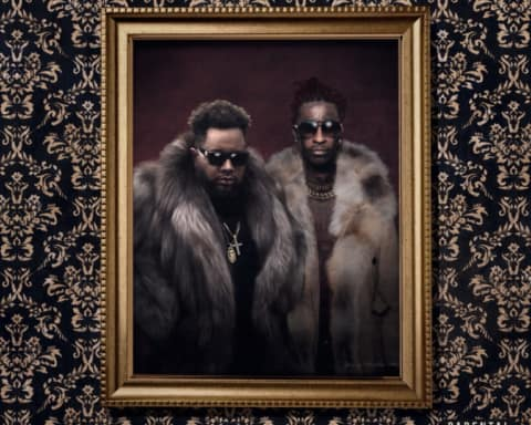 Stream Young Thug & DJ Carnage's New Young Martha EP