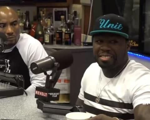 Watch 50 Cent Talks New Music, 50 Central, Eminem & More on The Breakfast Club