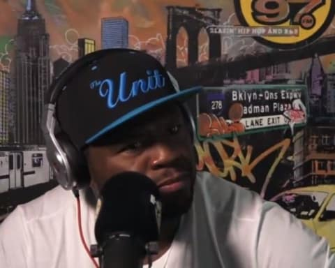 Watch 50 Cent's Interview on Ebro In The Morning