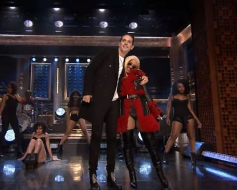 Watch G-Eazy & Cardi B Performs No Limit on Jimmy Fallon