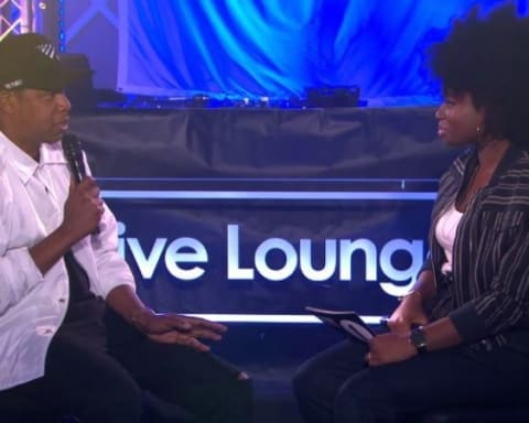 Watch JAY-Z Interview & Performance on BBC Radio 1 Live Lounge