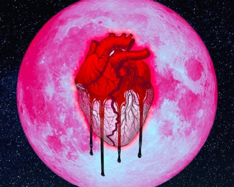 Chris Brown - Heartbreak On A Full Moon (Album)