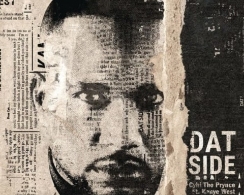 CyHi The Prynce Ft. Kanye West- Dat Side