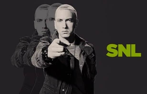 Eminem To Appear On Saturday Night Live (SNL) On November 18