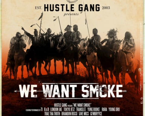 Hustle Gang - We Want Smoke (Album)
