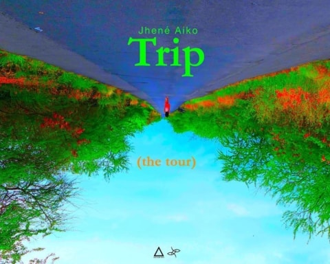 Jhene Aiko Announces New Trip (The Tour)