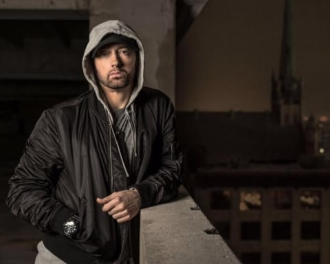 LeBron James, Tech N9ne, J. Cole, Diddy, Snoop Dogg and more Reacts to Eminem's '2017 BET Hip-Hop Awards' Freestyle