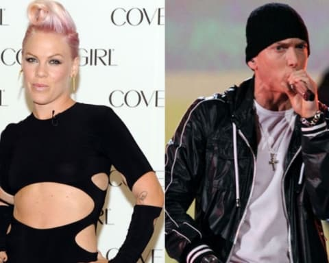 Listen to P!nk & Eminem's New Song Revenge