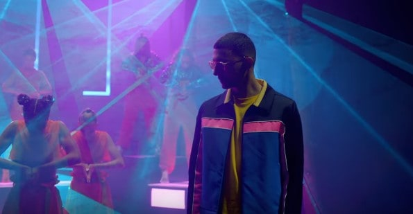 Majid Jordan - Body Talk(video)