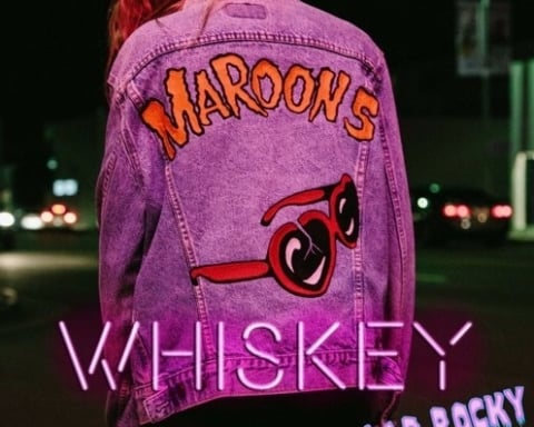 Maroon 5 Ft. ASAP Rocky - Whiskey