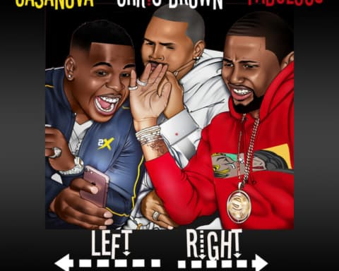 New Music Casanova (Ft. Chris Brown & Fabolous) - Left, Right