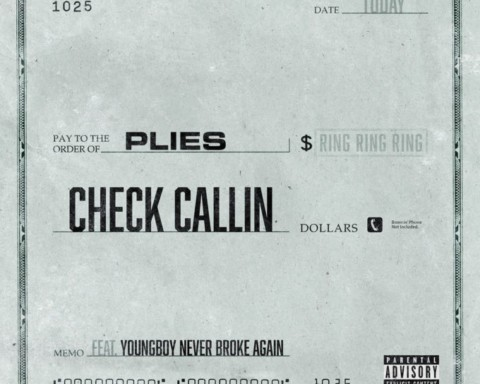 New Music Plies (Ft. Youngboy Never Broke Again) - Check Callin