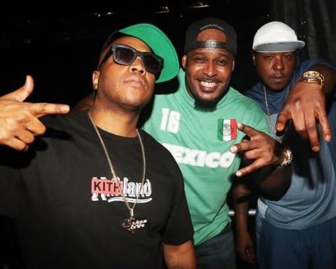 New Music The Lox - Hit A Roach