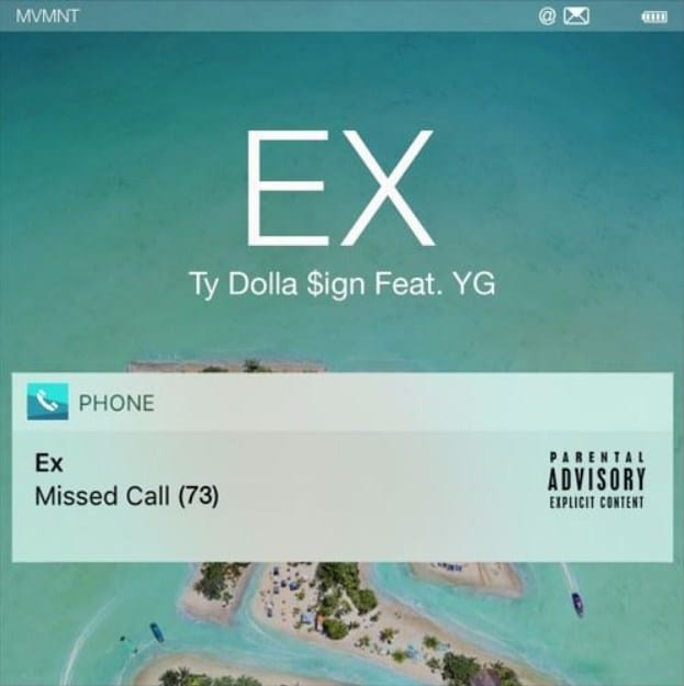 New Music Ty Dolla Sign (Ft. YG) - Ex