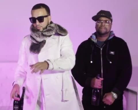 New Video DJ Kay Slay (Ft. French Montana, Dave East & Zoey Dollaz) - Rose Showers