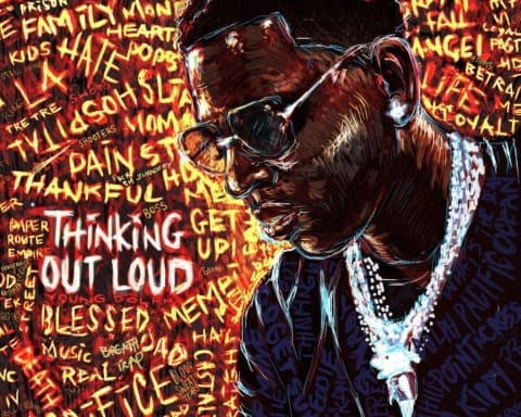 Stream Young Dolph's New Project Thinking Out Loud