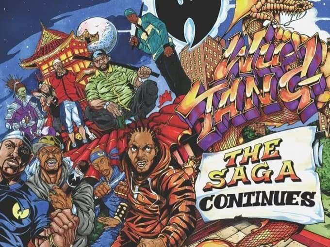 Stream to Wu-Tang Clan's New Album The Saga Continues