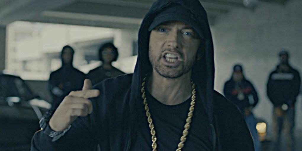 Today Eminem Celebrates his 45th Birthday; Have A Look at Everything He's Appeared In This Year