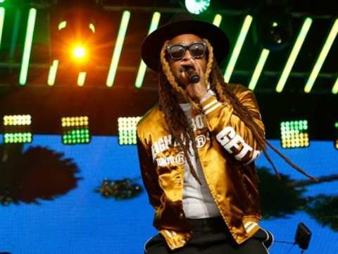 Ty Dolla Sign Performs On Jimmy Kimmel Live