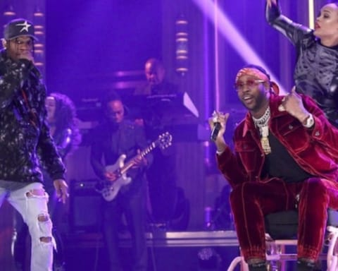 Watch 2 Chainz & Travis Scott - 4 AM (Live on Jimmy Fallon)